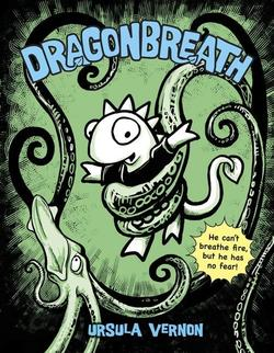 Dragonbreath book