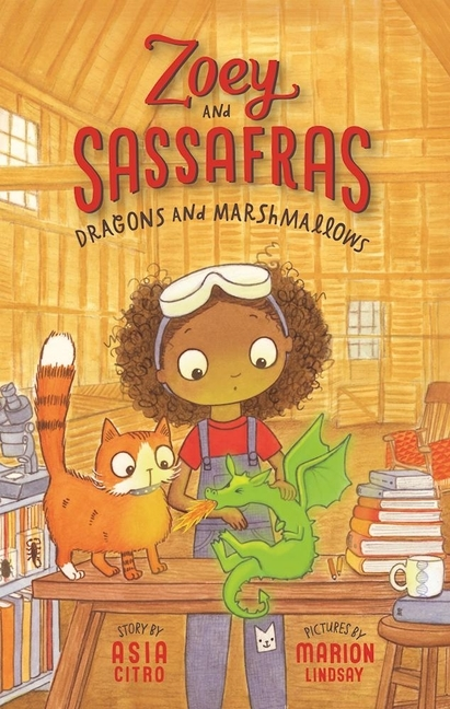 Dragons and Marshmallows book