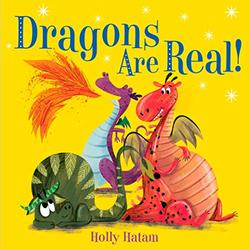 Dragons Are Real! book