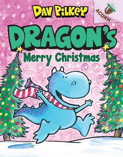 Dragon's Merry Christmas book