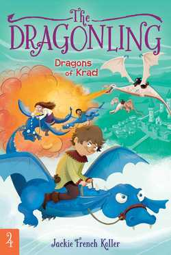 Dragons Of Krad book