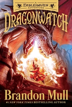Dragonwatch book