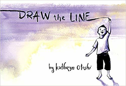 Draw the Line book