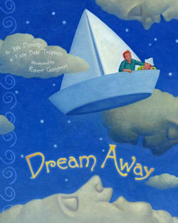 Dream Away book