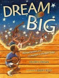 Dream Big book