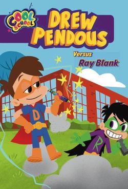 Drew Versus Ray Blank book