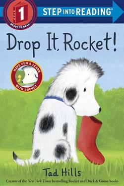 Drop It, Rocket! book
