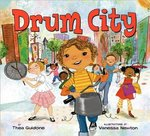 Drum City book