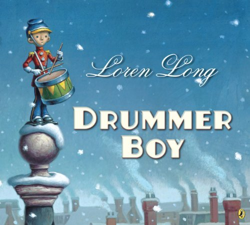 Drummer Boy book