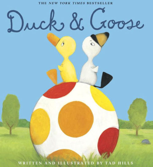 Duck and Goose book