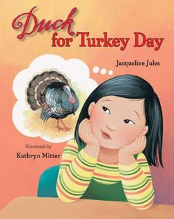 Duck for Turkey Day book