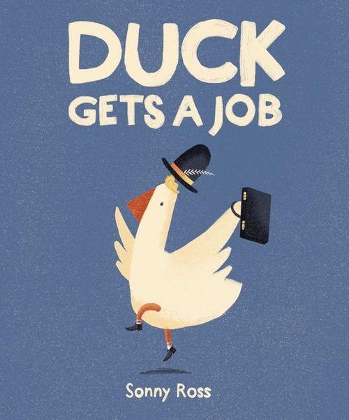 Duck Gets a Job book