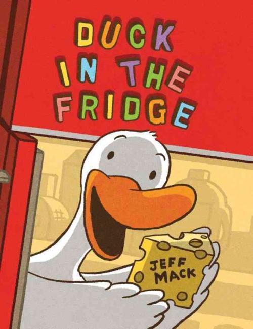 Duck in the Fridge book