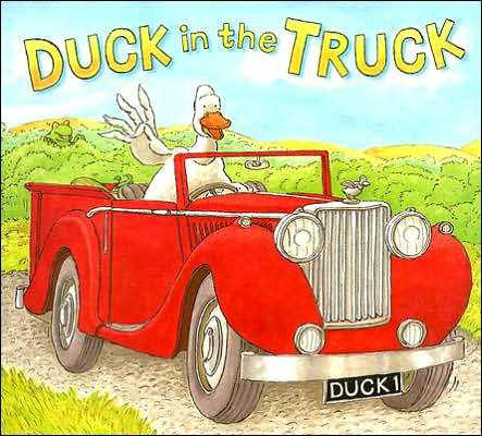 Duck in the Truck Book