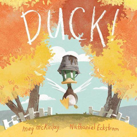 Duck! book
