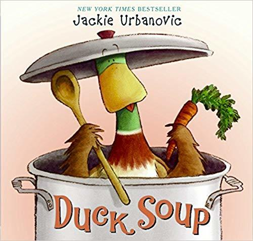 Duck Soup (Max the Duck) book