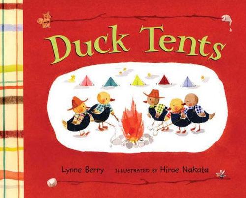 Duck Tents book