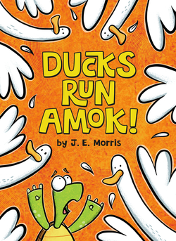 Ducks Run Amok! book