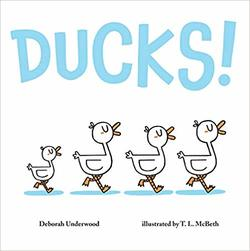 Ducks! book