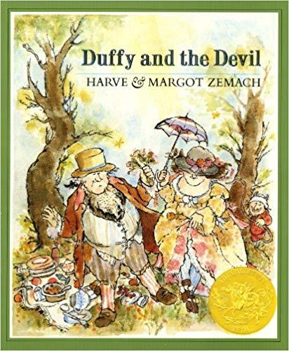 Duffy and the Devil book