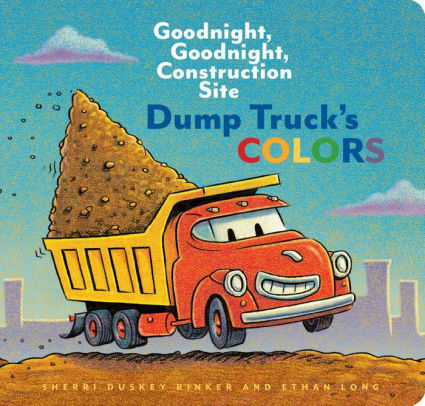 Dump Truck's Colors book