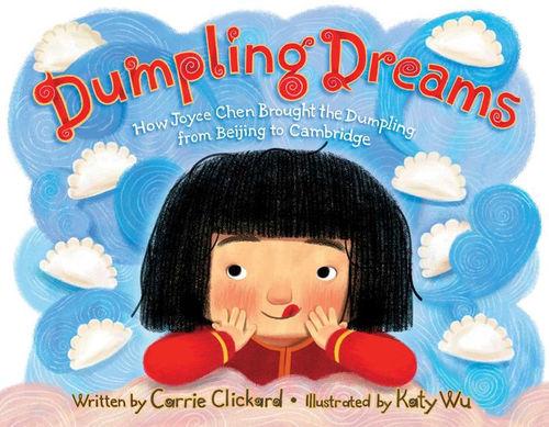 Dumpling Dreams book