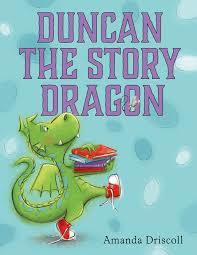Duncan the Story Dragon Book