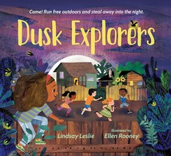 Dusk Explorers book