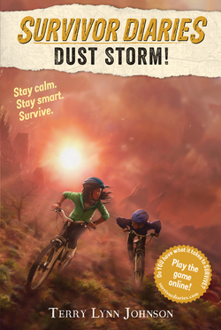Dust Storm! book