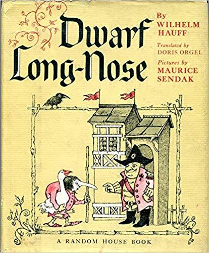 Dwarf Long-Nose book