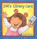 D.W.'s Library Card book