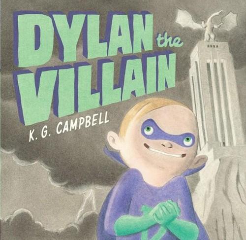 Dylan the Villain book