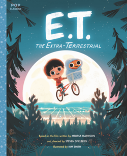 E. T. the Extra-Terrestrial book