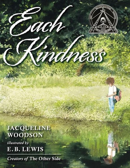 Each Kindness book
