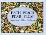 Each Peach Pear Plum book
