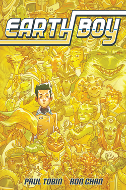 Earth Boy book