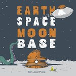 Earth Space Moon Base book