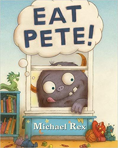 Eat Pete book
