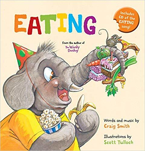 Eating book