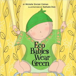 Eco Babies Wear Green book