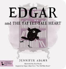 Edgar and the Tattle-Tale Heart book
