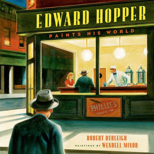 Edward Hopper Paints His World book