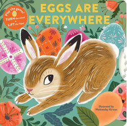 Eggs Are Everywhere book