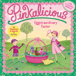 Eggstraordinary Easter book