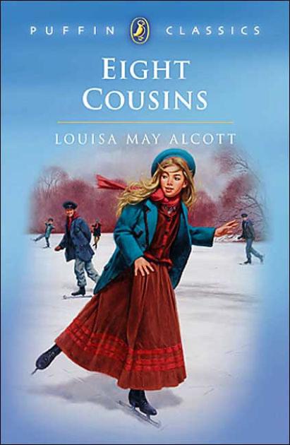 Eight Cousins book