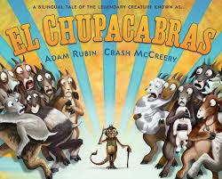 El Chupacabras book
