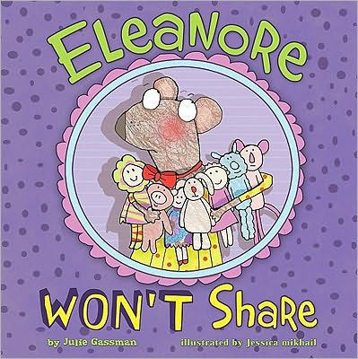 Eleanor Won't Share book