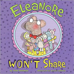 Eleanor Won't Share book