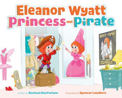 Eleanor Wyatt, Princess and Pirate Book
