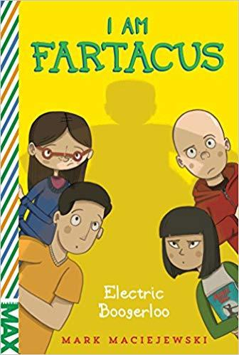 Electric Boogerloo: I am Fartacus book
